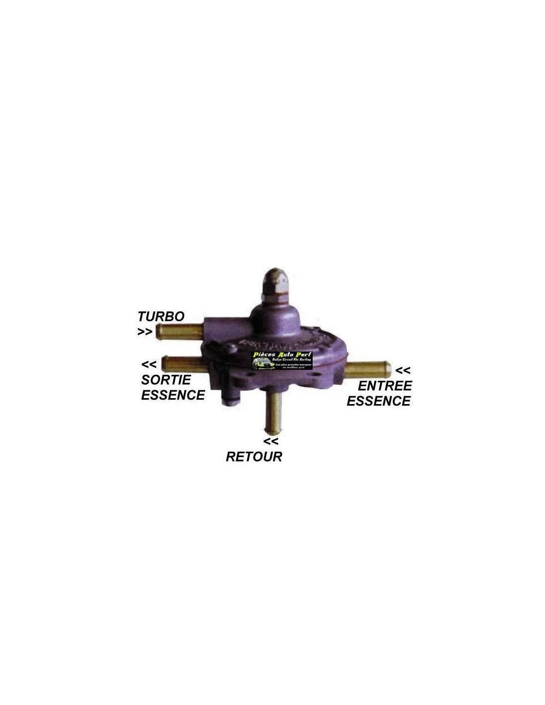 r gulateur de pression d 39 essence pour moteur turbo carburateur. Black Bedroom Furniture Sets. Home Design Ideas