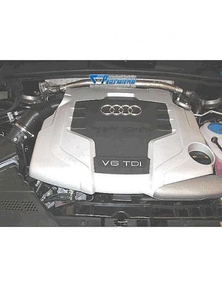 Barre anti-rapprochement supérieur avant Alu réglable OMP Audi A5 3l0 V6 TDi