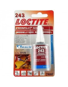Frein filet Moyen LOCTITE 243 Flacon de 24ml