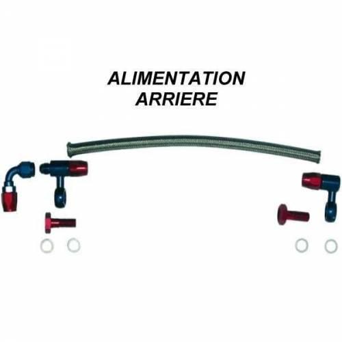 Kit alimentation arrière Aviation pour carburateur