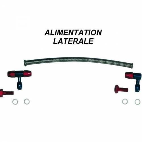 Kit alimentation latérale Aviation pour carburateur