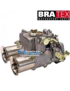 Carburateur Type Weber BRATEX 40 DCOE Horizontal