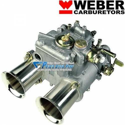Carburateur WEBER 40 DCOE Horizontal