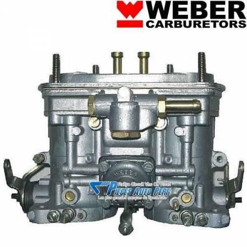 Carburateur double corps WEBER 40 IDF Vertical avec starter