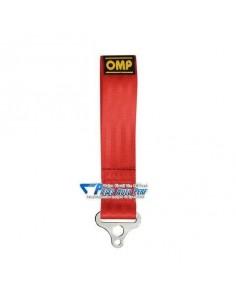 "Sangle de remorquage FIA OMP 2"" Boucle 100mm"