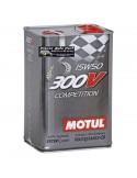 Huile moteur MOTUL 300V Compétition 15w50 Bidon 5 Litres