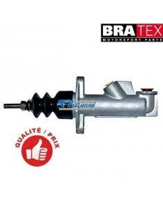 Maitre-cylindre Alu sans bocal BRATEX Diamètre 15.8mm