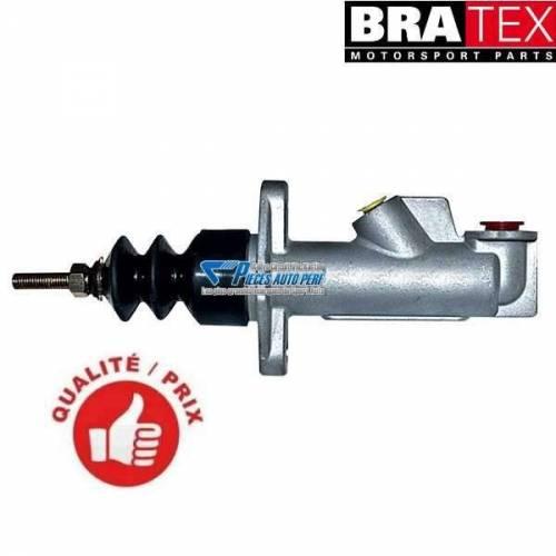Maitre-cylindre Alu sans bocal BRATEX Diamètre 19,05mm
