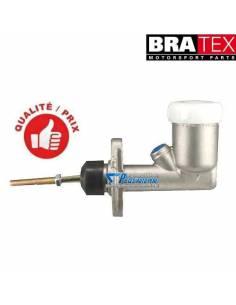 Maitre-cylindre Alu avec bocal BRATEX Diamètre 17.8mm