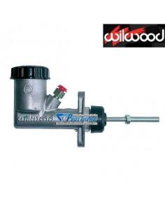 Maitre-cylindre Alu avec bocal WILWOOD Diamètre 15.8mm