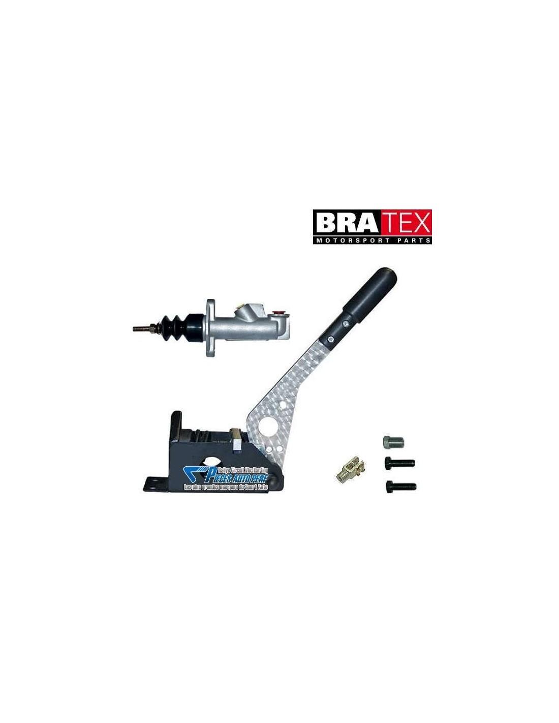 kit frein  u00e0 main hydraulique pro horizontal 45 u00b0 bratex