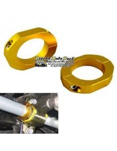 2 Bagues de vérouillage latéral pour barre anti-roulis Diamètre 23/24mm