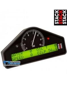 Tableau de bord Rallye/Route STACK ST 8110SR 0-10000 Tr/min