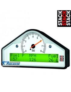 Tableau de bord Rallye/Circuit STACK ST 8130 0-8000 Tr/min