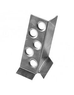 Reose pieds pilote BRATEX en aluminium