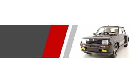 Plaquettes Renault 5