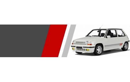 Plaquettes Renault Super 5