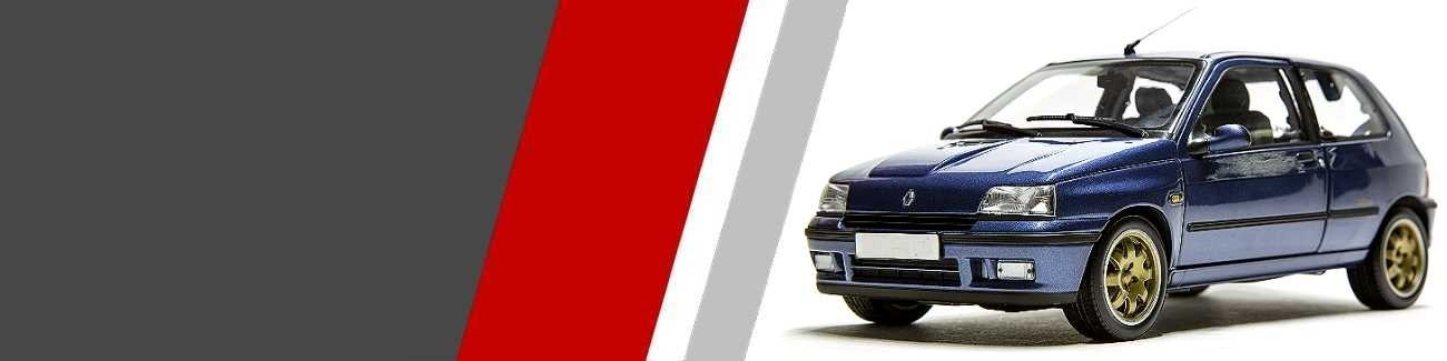 Plaquettes de freins Sport et Racing Renault Clio