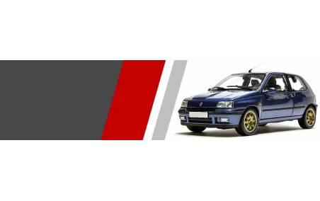 Plaquettes Renault Clio