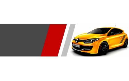 Plaquettes Renault Megane