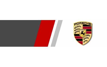 Elargisseurs de voie Porsche