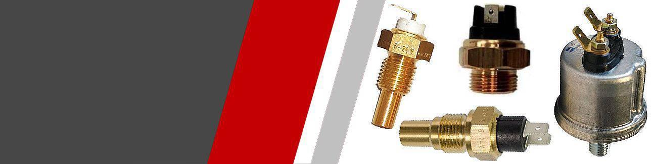 Sondes, Capteurs, transmetteurs de température et de pression Auto