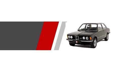 Plaquettes BMW E21