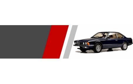 Plaquettes BMW E24