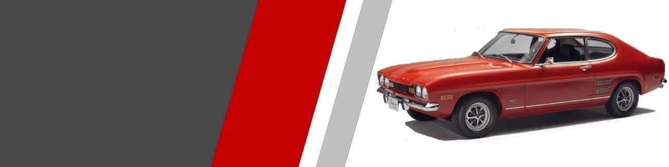 Plaquettes de freins Ford Capri