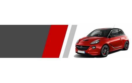 Plaquettes Opel ADAM