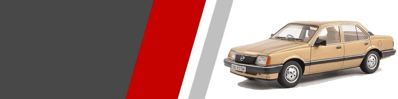 Plaquettes de freins Sport et Racing Opel Ascona