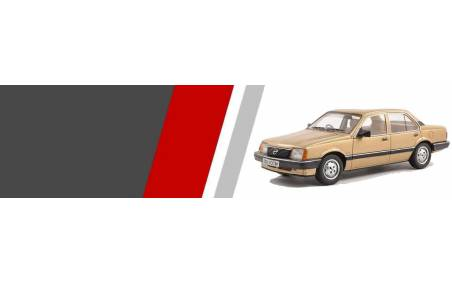 Plaquettes Opel ASCONA