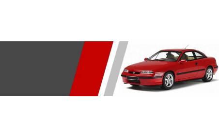 Plaquettes Opel CALIBRA
