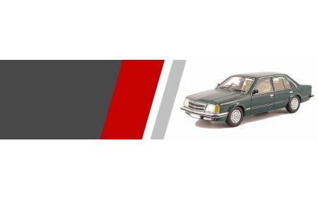 Plaquettes Opel COMMODORE