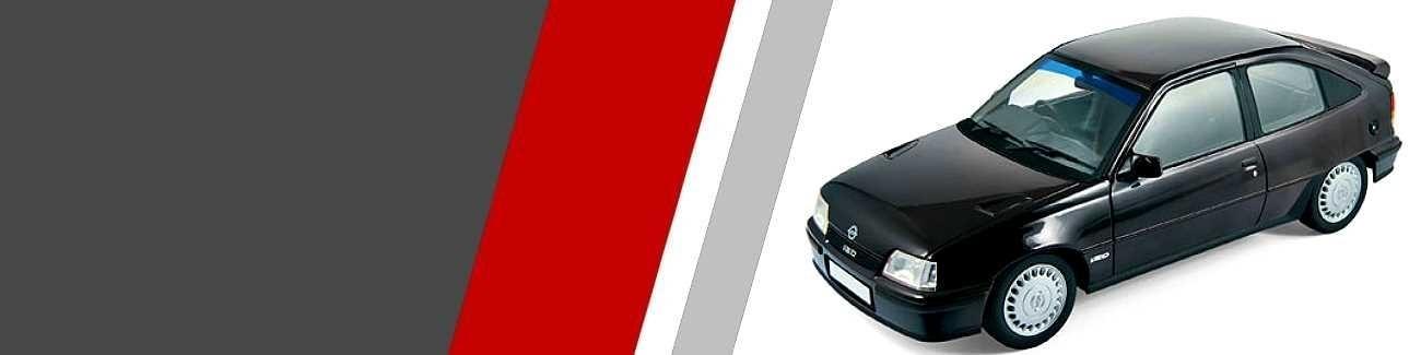 Plaquettes de freins Opel Kadett