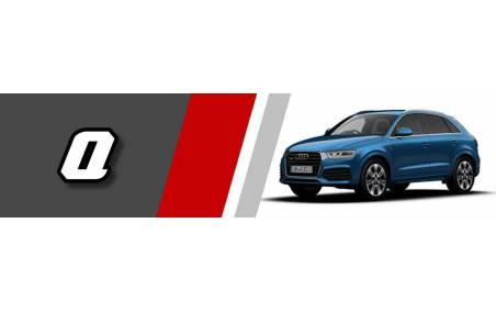 Filtres à air Audi Q3/Q5/Q7