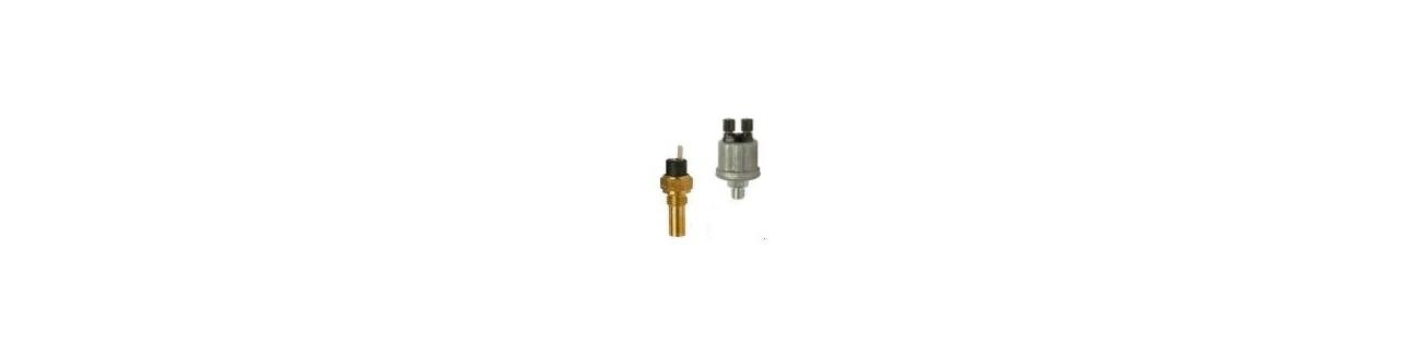 sondes température et pression huile