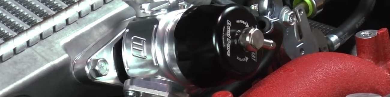 Turbo valves spécifiques