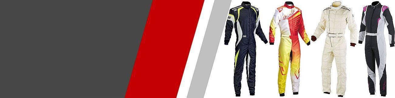 Combinaisons FIA Pilotes auto