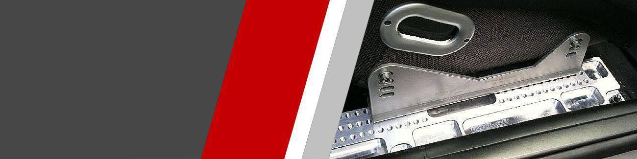 Fixations pour sièges Sportifs et Racing