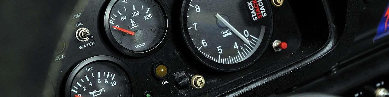 Instrumentation auto
