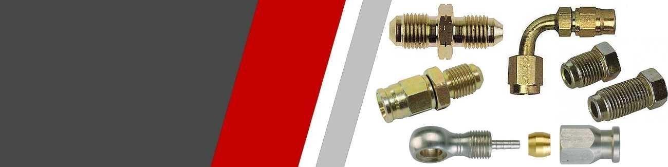 Raccords hydrauliques pour circuit de freins/embrayage