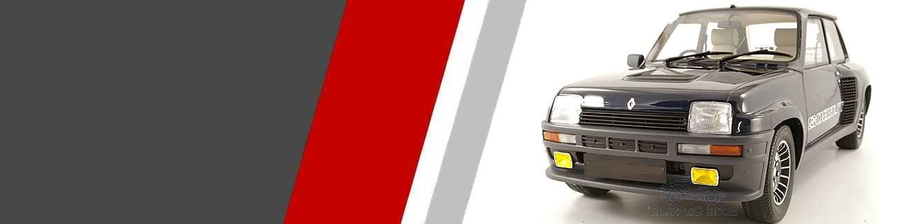 Silencieux d'échappement pour Renault 5