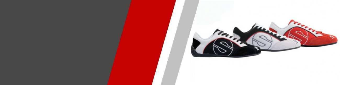 Chaussures Sparco, OMP, Alpinestars, Puma