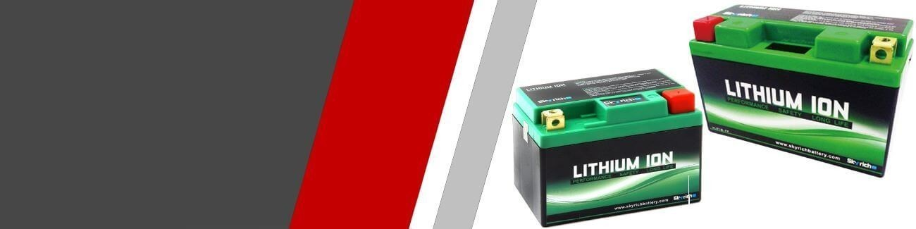 Batteries auto compétition lithium