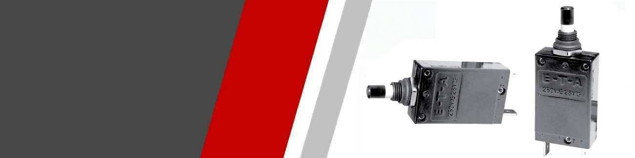 Disjoncteurs électrique automobile