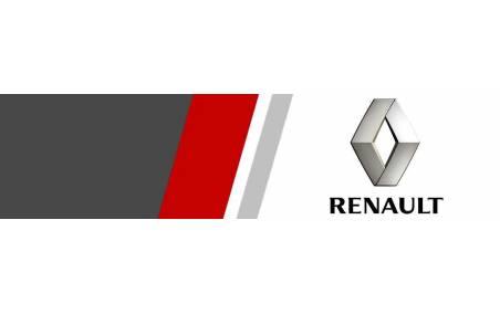 Fixations de siège Renault