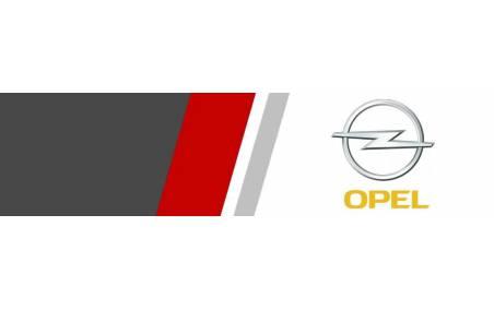 Fixations de siège Opel