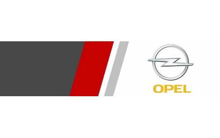 Silencieux échappement Opel