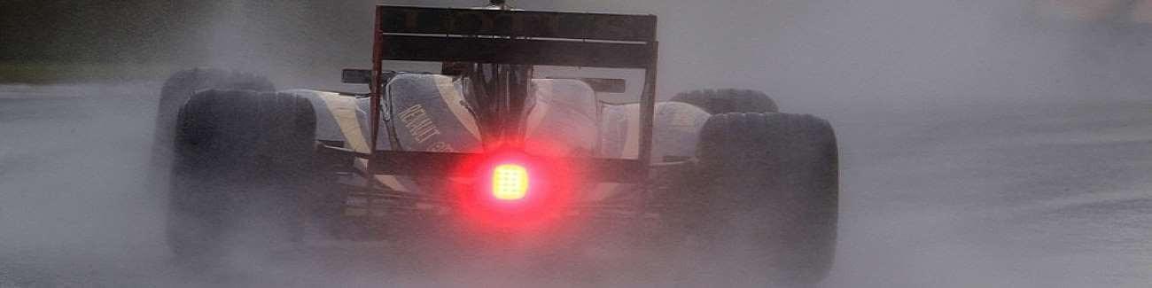 Feux de pluie à leds FIA